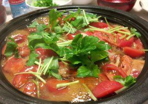 キンメトマト煮(2016.05)